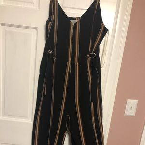 Jumpsuit wide leg new with tags